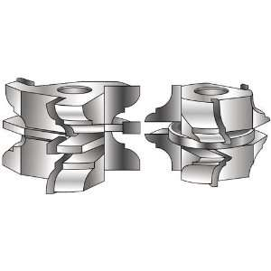 Stile Shaper Cutter Set  Complete Cove and Bead Set