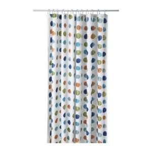 Toftbo Blue Shower Curtain: Everything Else