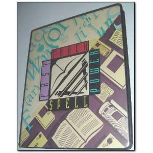 Spell Power Two Audio Cassettes and Book in Case Jeanie Eller Books