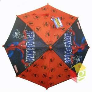 The OFFICIAL SPIDERMAN Spider Man Kids Umbrella NEW Toys & Games