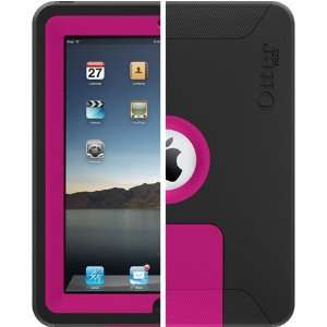 OtterBox Defender Series f/ Apple iPad Hot Pink/Black