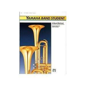 Yamaha Band Student   Book 2   Trumpet   Bk Musical