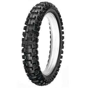 Dunlop MX51 Geomax Intermediate Rear Tire   100/100 18/   Automotive