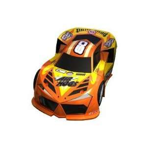 Air Hogs Zero Gravity Micro Orange Race Car Toys & Games