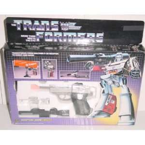 Rare Transformers collectable: Megatron G1 Generation 1 Complere set