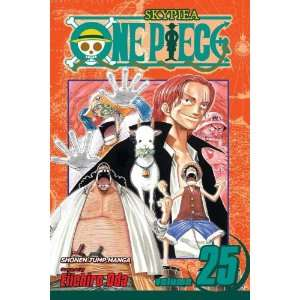 One Piece, Vol. 25 (9781421528465) Eiichiro Oda Books