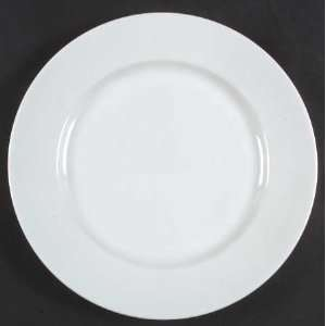 Ten Strawberry Street Royal White Dinner Plate, Fine China