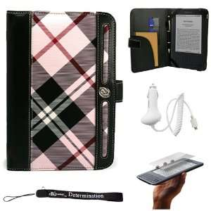 Portfolio Cover Protector Case for  Kindle Wireless Reading