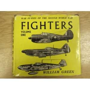 War Planes of the Second World War Fighters Volume 1