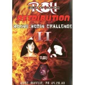 ROH  Ring of Honor Wrestling Retribution DVD 04.26.03