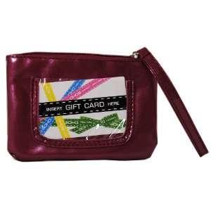 Lot of 2 SOHO Gift Card Wristlet Change Purse Markwins Home & Kitchen