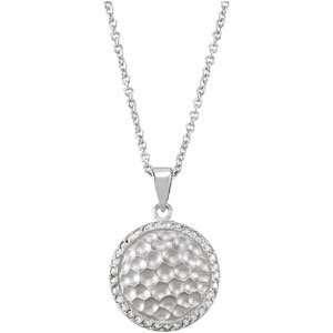 Genuine IceCarats Designer Jewelry Gift NA Cubic Zirconia Necklace