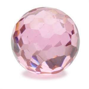 Got All Your Marbles 10 12 29 Itty Bitty Pink Facet CZ