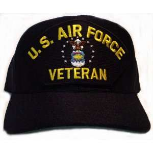 NEW U.S. Air Force Veteran Cap   Ships in 24 Hours