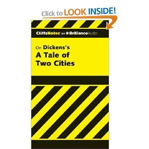 A Tale of Two Cities (Cliffs Notes Series) (9781611067460