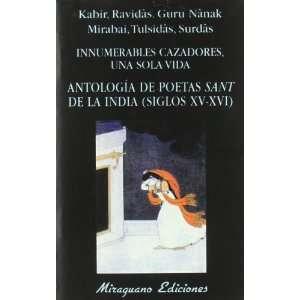 ): Ravidâs, Guru Nânak, Mirabai, Tulsidâs, Surdâs Kabir: Books