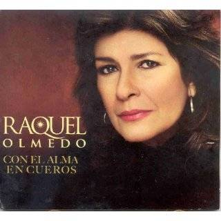 CON EL ALMA EN CUEROS by RAQUEL OLMEDO ( Audio CD )