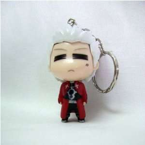 Fate/Stay Night Archer Super Chibi Big Keychain  Toys & Games