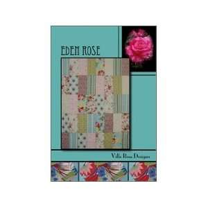Villa Rosa Designs Eden Rose Pattern:  Home & Kitchen