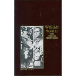 : World War II The German High Command: Walter Cronkite: Movies & TV