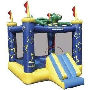 Draco the Magic Dragon Bounce Castle Toys & Games
