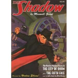 The City of Doom/The Fifth Face (Shadow (Nostalgia