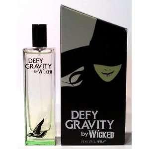 Defy Gravity by Wicked 1.7 Fl Oz Perfume Spray in Glass Bottle