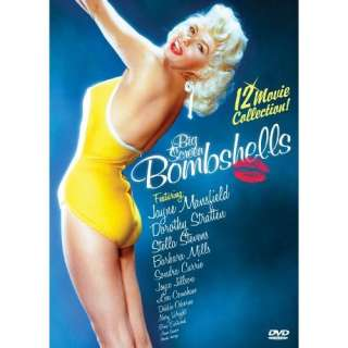 Big Screen Bombshells: 12 Movie Collection: Jayne