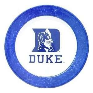 Duke Blue Devils 4 Piece Dinner Plate Set Sports