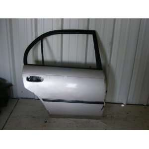 Toyota Corolla Rear Door Rh 93 97 Automotive