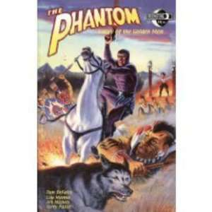 Phantom: Valley Of Golden Men (9780974850122): Editors