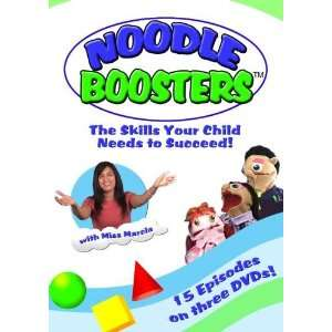 Noodle Boosters! Julianna Davis, Brandon Davis, Gina