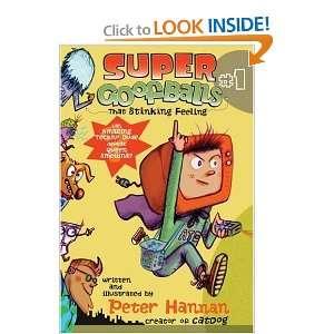 Super Goofballs, Book 1 That Stinking Feeling [Hardcover