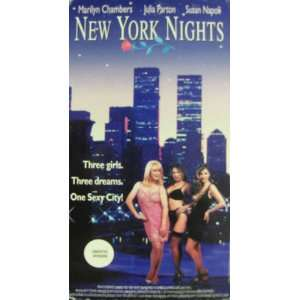 New York Nights [VHS]: Marilyn Chambers, Susan Napoli
