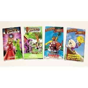 Classic Cartoons Collection #19 (4pk) Hansel & Gretel; Cinderella