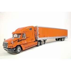 SCHNEIDER Freightliner Century Tractor with Wabash Trailer