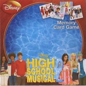 Disney High School Musical Memory Game