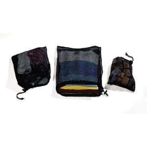 Cocoon Nylon Mesh Bag (Set of 3): Sports & Outdoors