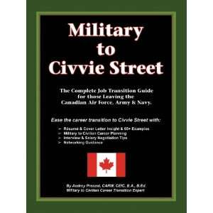 Canadian Air Force, Army & Navy (9780981151304) Audrey Prenzel Books