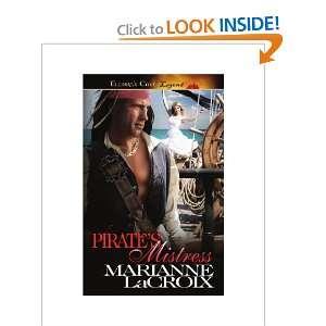Pirates Mistress Marianne LaCroix Books
