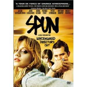 Spun (Unrated Version): Jason Schwartzman, Mickey Rourke