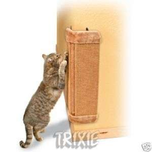 NEW Scratcher Cat Kitten Corner Sisal Scratch Mat Post |