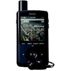 Sirius XM XPMP3H1 Portable Satellite Radio and MP3 Player