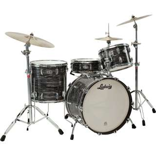 Ludwig Legacy Classic Liverpool 4 Bass Drum  Musicians Friend