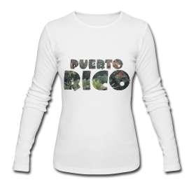 Paisaje de Puerto Rico  TesoroTees