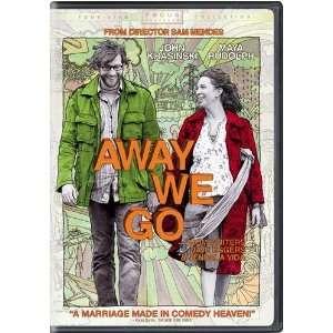 Away We Go: John Krasinski, Maya Rudolph, Sam Mendes