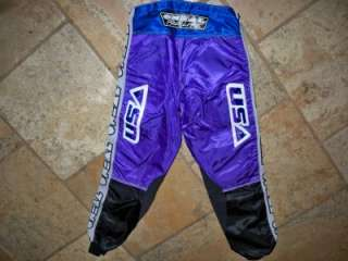 Oneal Racing Moto X Cross Pants Pro Lite Sz. 30