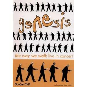 Genesis   the Way We Walk Live in Concert DVD 1993: .co.uk