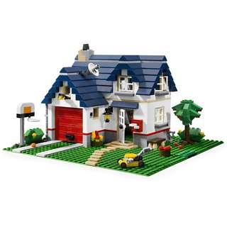 LEGO Creator Apple Tree House   buy at Firebox