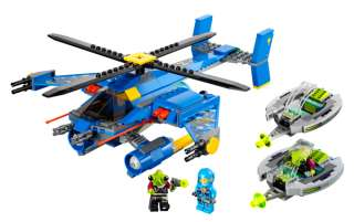 Lego Alien Conquest Jet Copter Encounter 7067  Lego  The Toy Shop